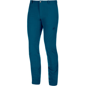 Mammut Runbold Pants Men blue